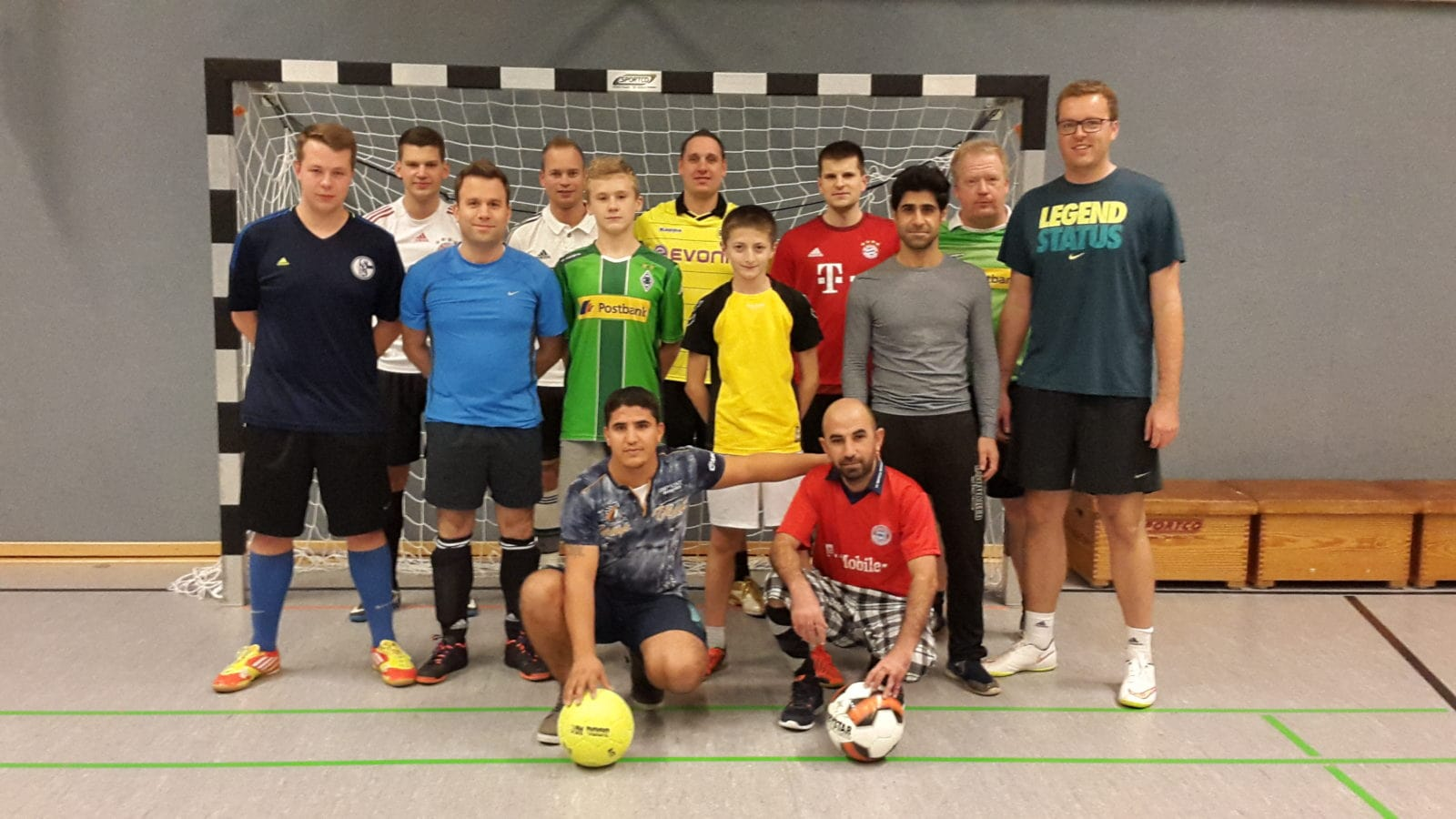 Grube United Team